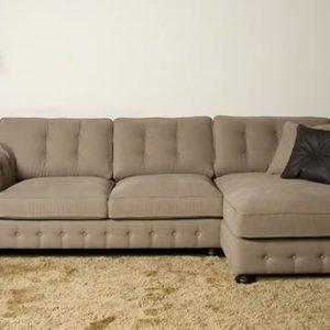 San Remo Loungebank 2,5 zits + Longchair M Normaal