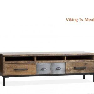 Viking Tv Meubel Hufterproof staal 172cm