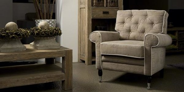 Toscane Fauteuil Stof Clarkdale