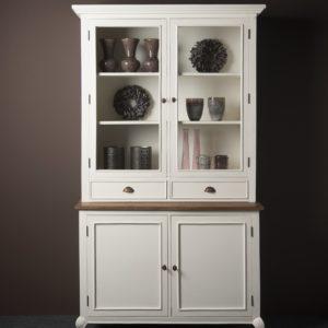 Jasmijn Buffetkast Wit 125cm