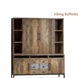 Viking Buffetkast Hufterproof Staal 207cm