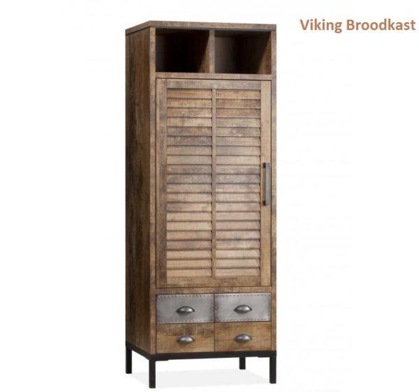 Viking Opbergkast Hufterproof Staal 72cm