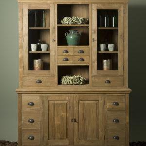 Bradford Buffet Cabinet Gerecycled Teak 164cm