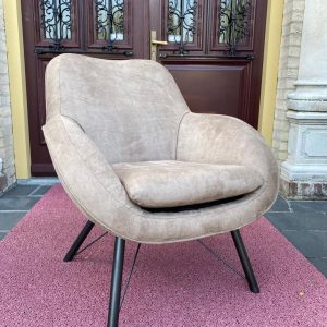 Fauteuil Maastricht Stof Lever 10 River