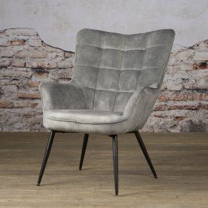 Fauteuil Bente Coffeechair Bliss Grey