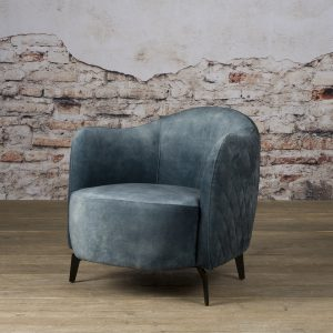 Fauteuil Bella Coffeechair Bliss Blue