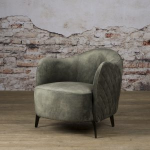 Fauteuil Bella Coffeechair Bliss Dark Green