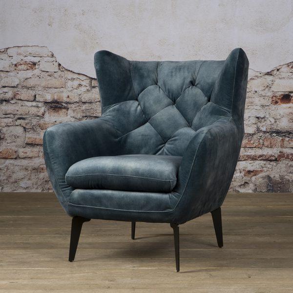 Fauteuil Britt Coffeechair Bliss Blue