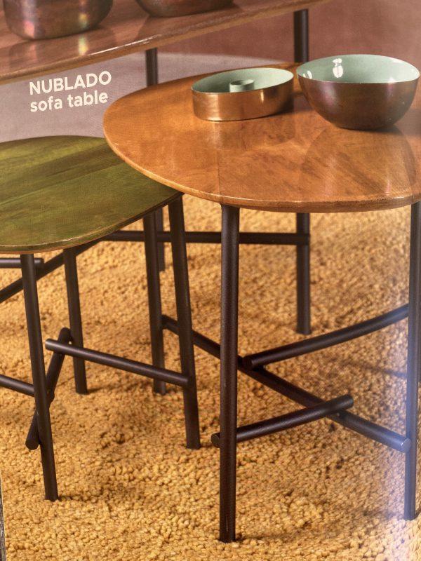 Sofa Table Nublado Mango Botanic