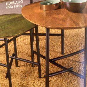 Sofa Table Nublado Mango Sunset