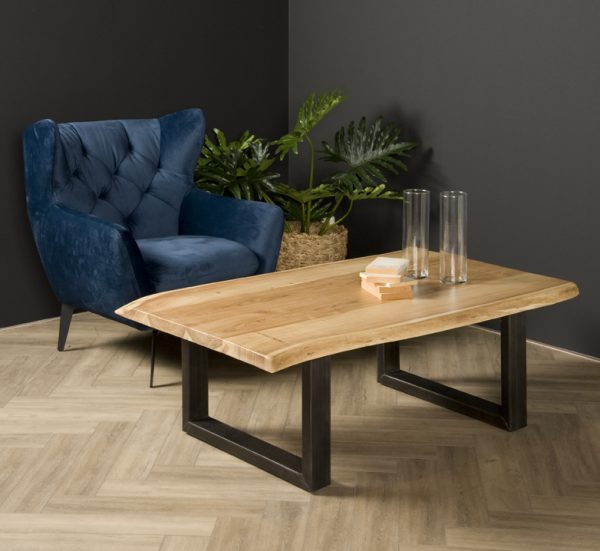 Boomstam Coffee Table Undetto Acasia 135cm